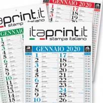Calendari Olandese Classic Personalizzata